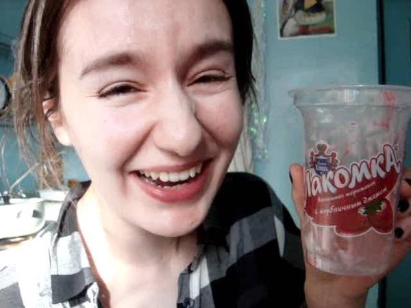 реклама мороженого Лакомка
