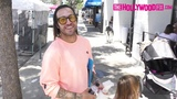 Pete Wentz Speaks On The Upcoming Fall Out Boy Concert At The Studio City Famers Market 7.15.18