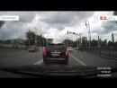 Евгений Куйвашев нарушает ПДД на велосипеде