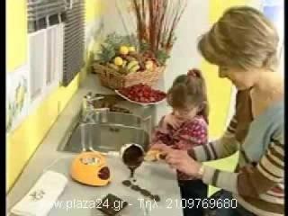Прибор для приготовления шоколадного фондю