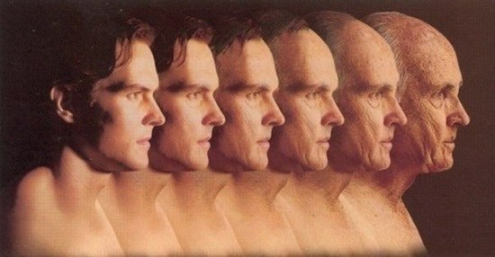 7 изменений тела и разума, которые будут происходить с вами по мере старения
