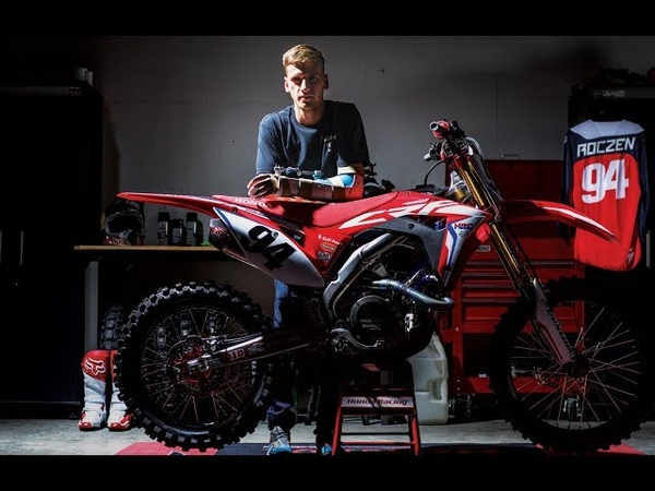 Ken Roczen - The legend - 2018