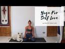 YOGA FOR SELF LOVE | 40-Minute Yoga Practice | CAT MEFFAN