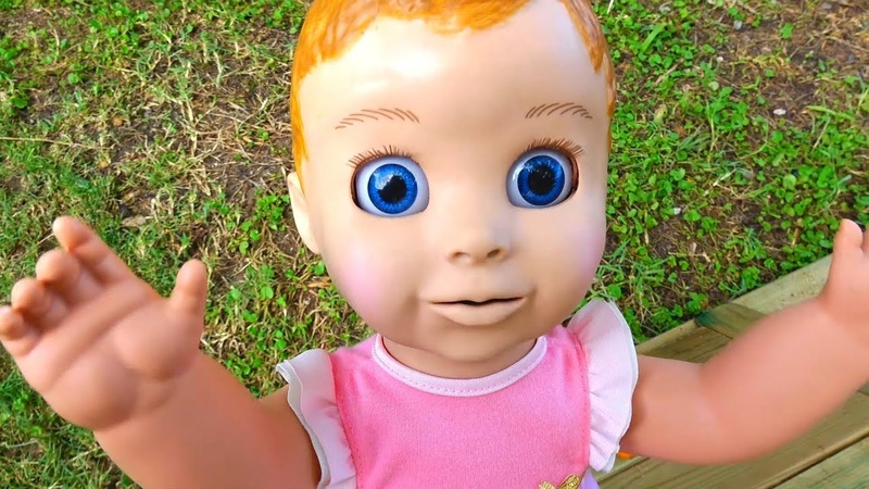 Are you sleeping Brother John My happy day with Baby Doll Nursery Rhymes for kdis