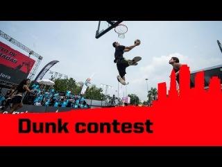 Dunk Contest - 2014 FIBA 3x3 World Tour - Rio de Janeiro Masters