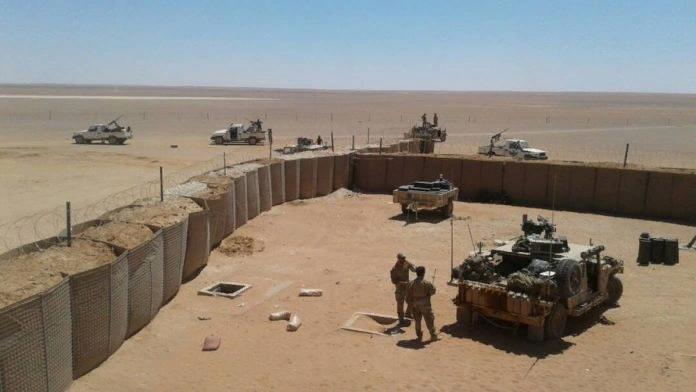 Пассивная защита передовых военных баз, изображение №1