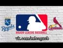 Kansas City Royals vs St Louis Cardinals 23 05 2018 AL MLB 2018