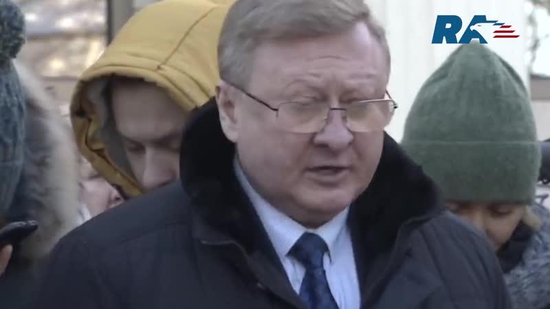 В Москве прошли закрытые слушания по делу о шпионаже