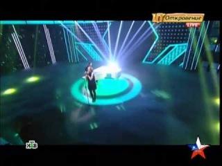 Lena Katina - Я сошла с ума (ya Soshla S Uma) canal NTV 23-12-12