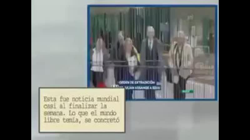 Otra mentira de L Moreno - La extradicion de Juli n Ass nge.mp4