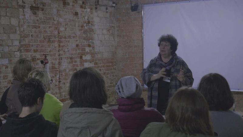 Дневник фестиваля Зеркало - День 2 - Разговор с Мариной Разбежкиной