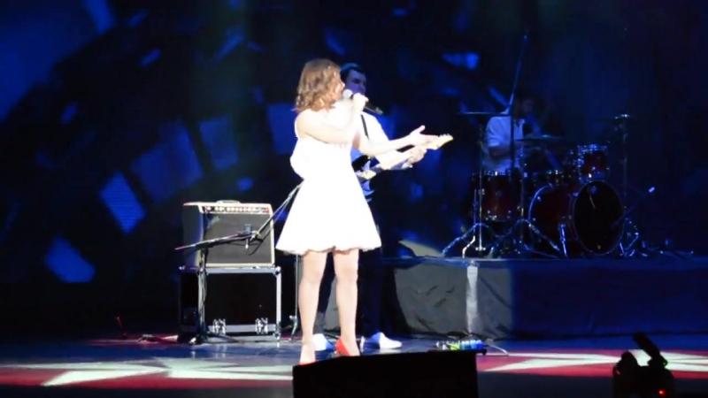 Юлия Савичева - Корабли (Воронеж, КЗ «Event-Hall», 19.03.2016)