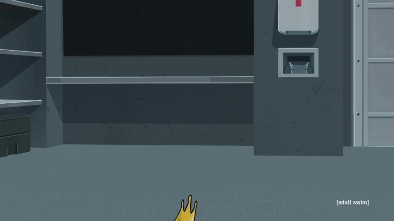 The Venture Bros. / Братья Вентура - Сезон 7 Серия 7 (Единорог в неволе / The Unicorn in Captivity) [субтитры Carma Is A Bitch]