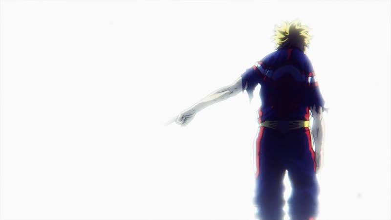 Boku no Hero Academia「AMV」