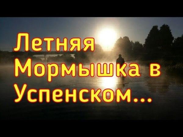 26 мая 2018. Боковой кивок. Летняя мормышка. Рыбак Андрей Николаев. Москва река. Успенское.