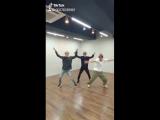 Dance-line IDOL challenge