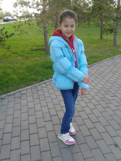 Жанеля Алимжанова, 19 августа 1999, Сарапул, id171978417