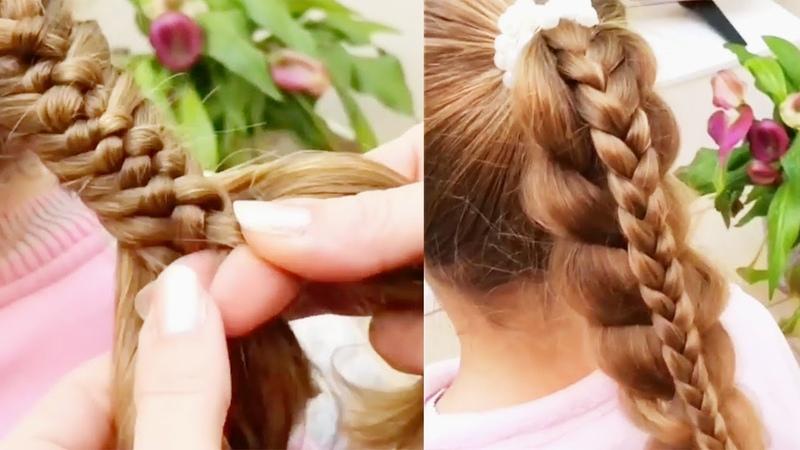 ✨Braid Hairstyles for Little Girls Best Makeup Tutorials 2018 Woah Beauty