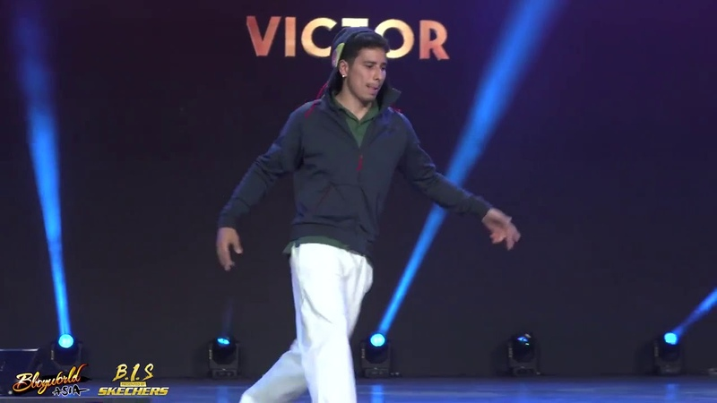 Victor - MF Kidz / BC One All Stars | Judge Showcase ▶ B.I.S 2018