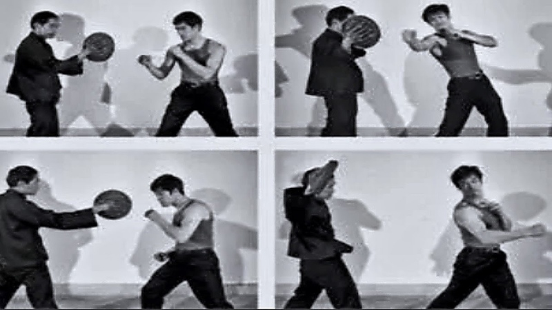 ☯ Bruce Lee - Training, Rare Frames and Indicative Performance ☯