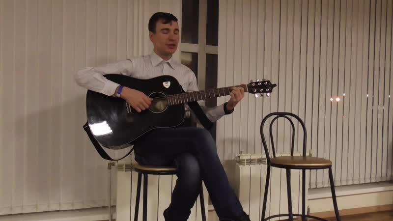 Алексей Кольцов Ночь в октябре Арт Кухня 9 12 18