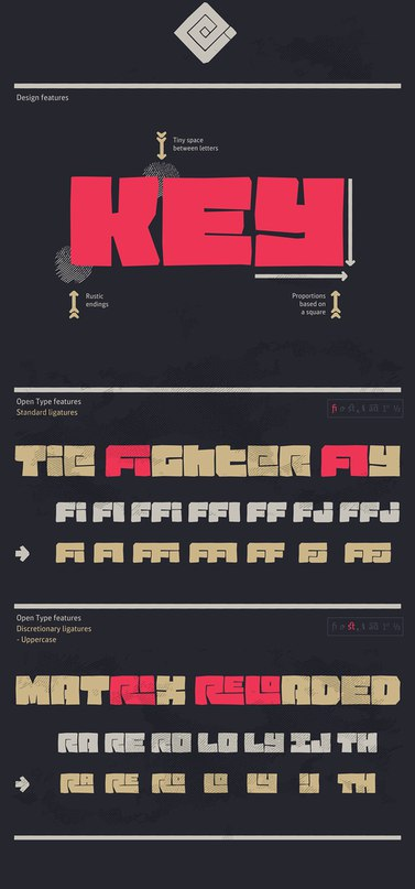 Download PACHA font (typeface)