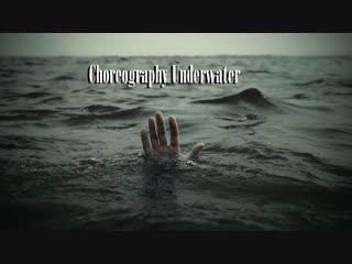 Choreography underwater