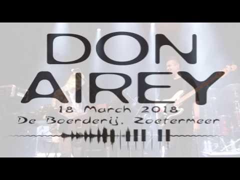 Don Airey Friends Focus Hocus Pocus Hush 2018 03 18 Zoetermeer
