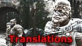 Highlander Unused Voice Line Translations