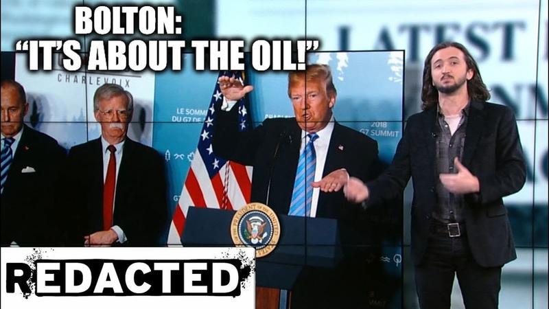 ~231~ Trump Admin Admits They Want Venezuela's Oil Plus Troops In Iraq