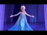Холодное сердце Комната Эльзы / Elsa room frozen