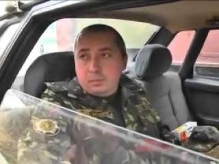 Пример общения с украинскими военными