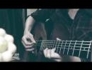 Ib Title Theme - Memory Acoustic Guitar Arrangement