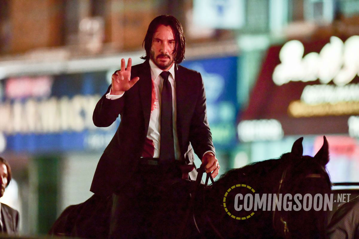 The John Wick series which stars Keanu Reeves has quietly become one of the most successful movie franchises in the business Reeves draws in talent