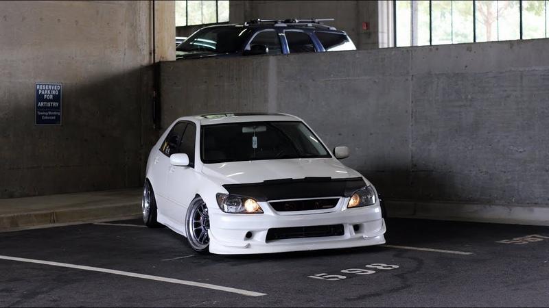 Trippy Lexus is300 Stanced