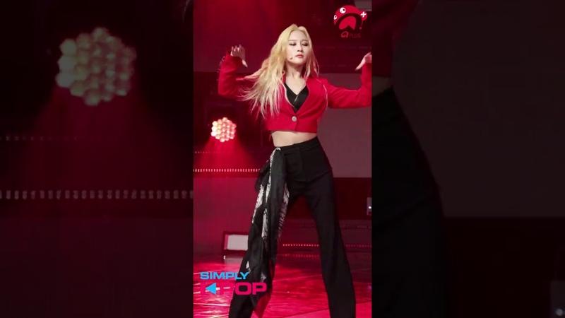[Simply K-Pop] DREAMCATCHER SI YEON PIRI (드림캐쳐 시연 직캠) _ Ep.350