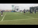 DBs punch ball out CowboysCamp Day 3