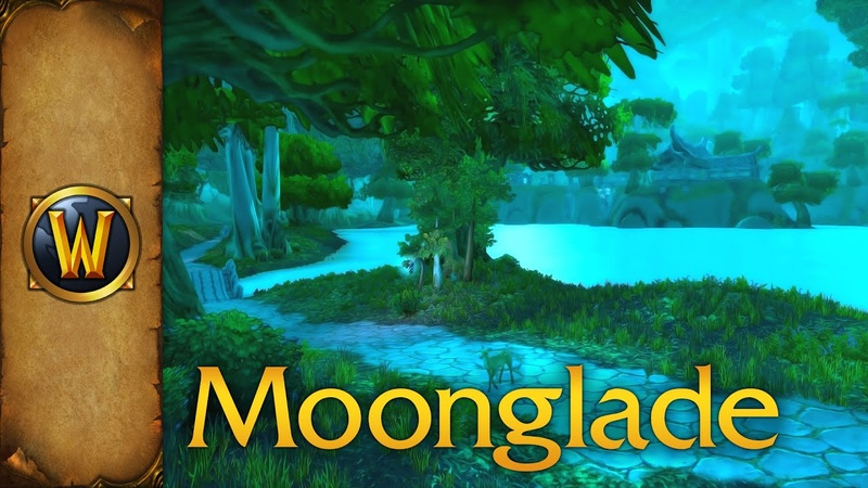 World of Warcraft - Music Ambience - Moonglade