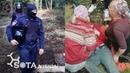 Чайка зачищает поляну полиция, избиения в Ликино-Дулёво