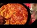 Даргинское Чуду с мясом и картофелем очень вкусный мясной пирог