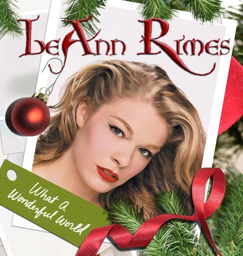 LeAnn Rimes альбом What A Wonderful World