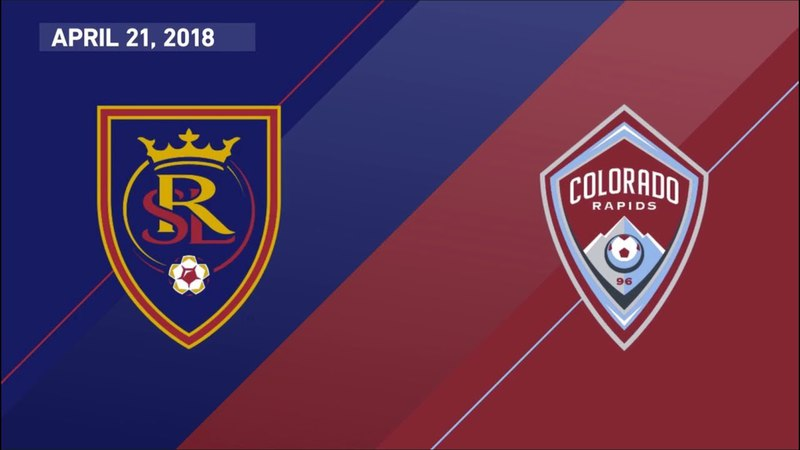 HIGHLIGHTS: Real Salt Lake vs. Colorado | April 21, 2018