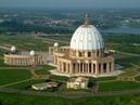 Чудеса Африки Базилика Пресвятой Девы Марии Мира в Кот д Ивуар Самый большой собор в мире