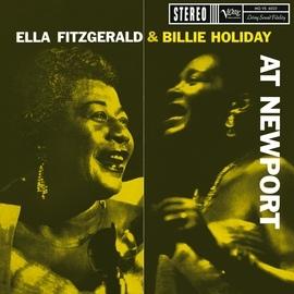 Ella Fitzgerald альбом At Newport