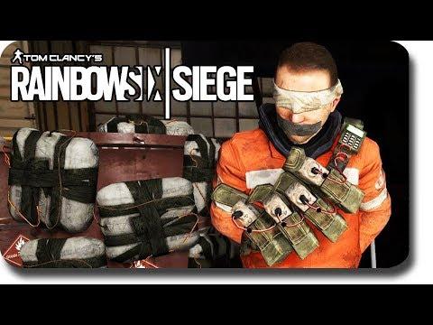 Rainbow Six Siege Играем по Сети. Радуга 6