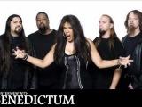 Benedictum-Rainbow in the dark cover dio
