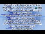 Сопоставление сил за новый мировой порядок (НМП) в медицине _ 20. Juli 2015 _