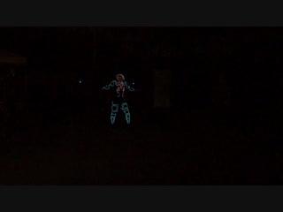 """Танцевальный коллектив """"Light and Dark show"""""""
