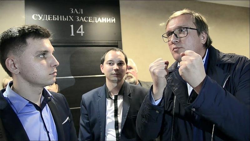 Победа в суде - путевка в камеру инспектору Захарову