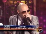 Pitbull - Shut It Down (feat. Akon) - SOS Save Our Selves Help For Haiti Live